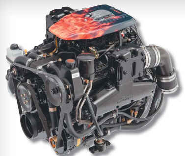 357 Mag Alpha 4V Bobtail Engine - Click Here to See Product Details