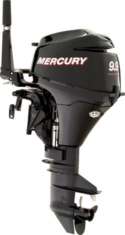 Mercury 9.9 Outboard