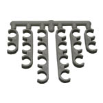 WIRE SEPARATORS (8 MM WIRES) (United Ignition Wire Corp P/N UIW-901) (#UIW901)