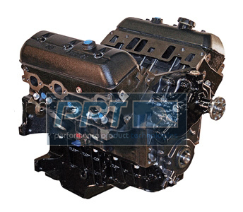 Longblock: 1996 - 2009 GM 4.3L V6 New Base Marine Engine