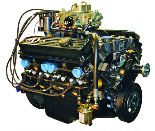 New Long block Engines for Volvo Penta, GM, Mercruiser and ...