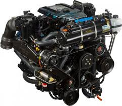 383 Mag MPI STROKER (350 Hp) with Factory Installed Freshwater Cooling - Click Here to See Product Details