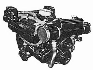 Mercruiser Closed Cooling System: 1971-1977 Sterndrive Ford 302 (Full) (#MC306)