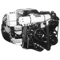 Mercruiser Closed Cooling System:  1997-2001 Sterndrive 5.0L/5.7L V8 (Half-System)