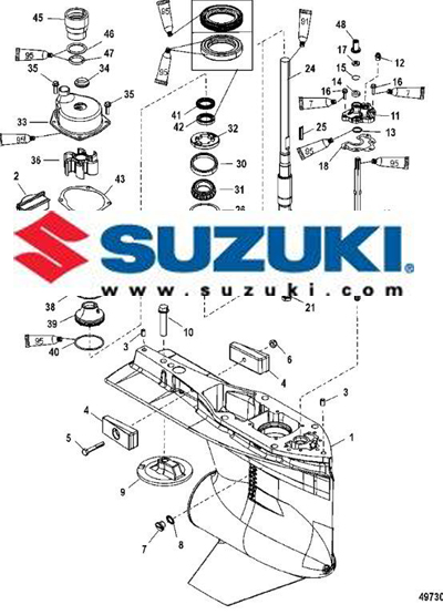 suzuki outboard parts for sale online
