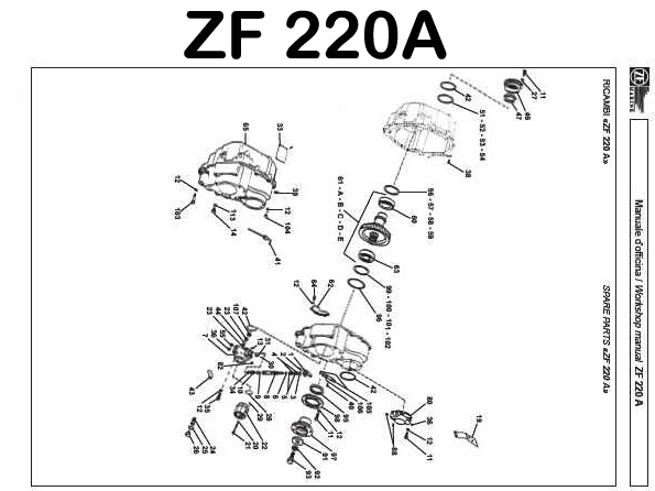 Zf Hurth Marine Transmission Shopping Specifications And Repair