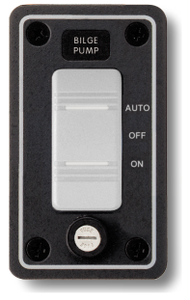 BILGE PUMP CONTROL PANEL (#661-8263) - Click Here to See Product Details