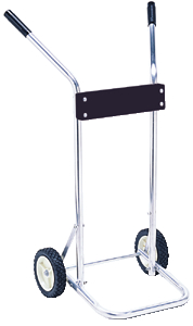 Outboard motor stands carriers for Garelick outboard motor stand