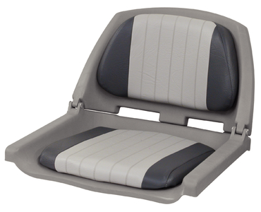 DELUXE MOLDED PLASTIC FOLD-DOWN SEAT (#144-WD139LS012) - Click Here to See Product Details