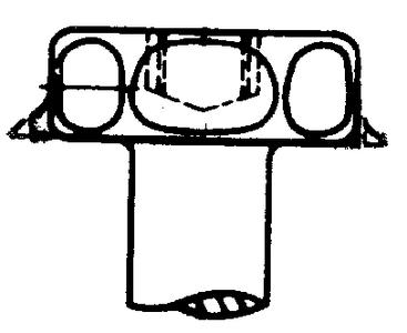 A P PRODUCTS 8X1/2 HEX SCREW 1000/BG (012-TR10008X1/2)