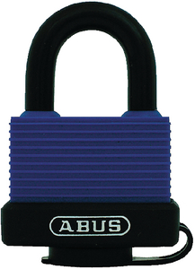 WEATHERPROOF PADLOCK (#195-06111) - Click Here to See Product Details