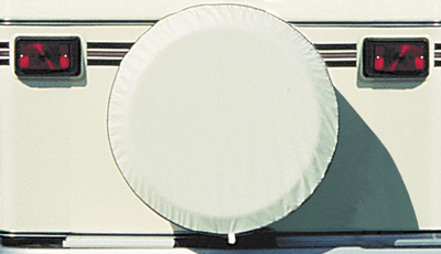 ADCO PRODUCTS INC F BLACK TIRE COVER (1735)