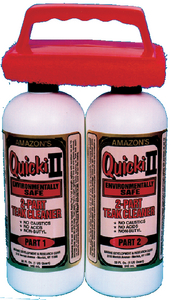 QUICKI 2-PART TEAK CLEANER KIT (#579-QU100) - Click Here to See Product Details