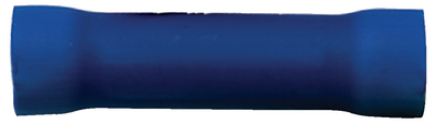 VINYL INSULATED BUTT CONNECTOR (#639-230140) - Click Here to See Product Details