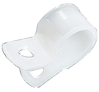 MARINE GRADE<sup>TM</sup> NYLON CABLE CLAMP (#639-401312) - Click Here to See Product Details