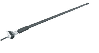 UNIVERSAL RUBBER-MAST ANTENNA (#177-950101) - Click Here to See Product Details