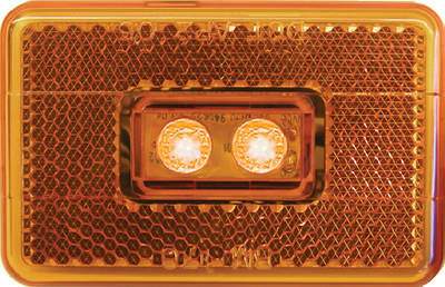 PIRANHA<sup>®</sup> LED CLEARANCE/SIDEMARKER w/REFLEX (#177-V170A) - Click Here to See Product Details