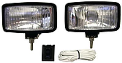 HALOGEN DOCKING LIGHT KIT (#177-V525S2) - Click Here to See Product Details