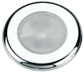 BOGOTA 4-LED ROUND ACCENT COURTESY LIGHT (#40-164077) - Click Here to See Product Details
