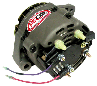 MANDO ALTERNATOR (#57-60065) - Click Here to See Product Details