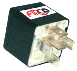 RELAY - 12 VOLT, 30 AMP (#57-R952) - Click Here to See Product Details