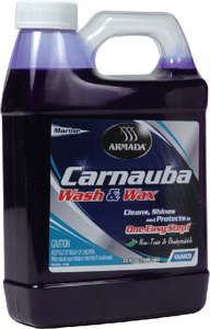 BOAT SOAP WITH CARNAUBA WAX (#917-40922) - Click Here to See Product Details