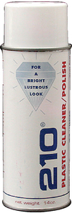 210<sup>®</sup> PLASTIC CLEANER/POLISH - Click Here to See Product Details