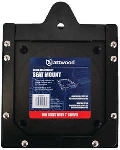 QUICK DISCONNECT SEAT MOUNT  (#23-11603D1) - Click Here to See Product Details