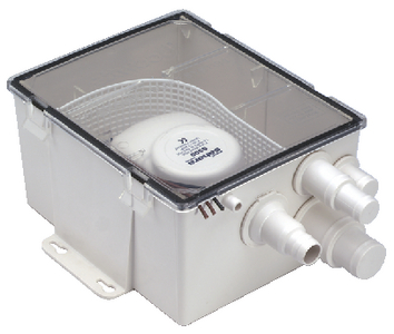 SHOWER SUMP SYSTEM (#23-41434) - Click Here to See Product Details