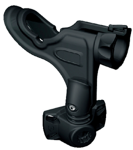 PRO SERIES ROD HOLDER WITH BI-AXIS MOUNT (#23-50104) - Click Here to See Product Details