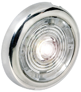 LED ROUND INTERIOR/EXTERIOR LIGHT (#23-6342SS7) - Click Here to See Product Details