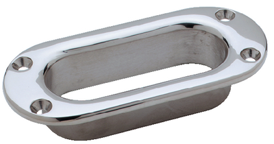 OVAL HAWSE PIPE (#23-662233) - Click Here to See Product Details