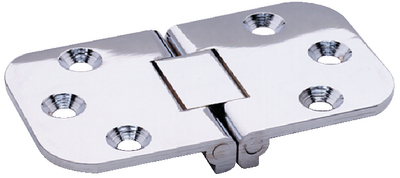 STAMPED FLUSH HINGE (#23-662393) - Click Here to See Product Details