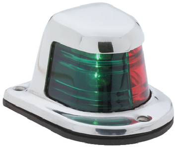 STAINLESS STEEL BI-COLOR LIGHT (#23-663187) - Click Here to See Product Details
