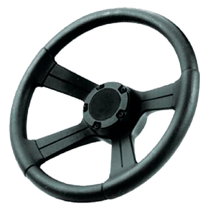SOFT GRIP STEERING WHEEL (#23-83154) - Click Here to See Product Details
