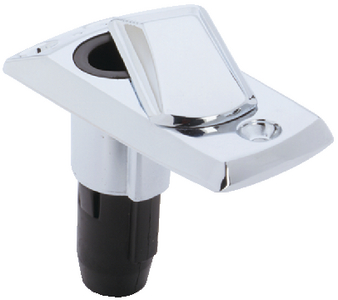 STOWAWAY BI-COLOR ANGLED POLE LIGHT (#23-9113391) - Click Here to See Product Details