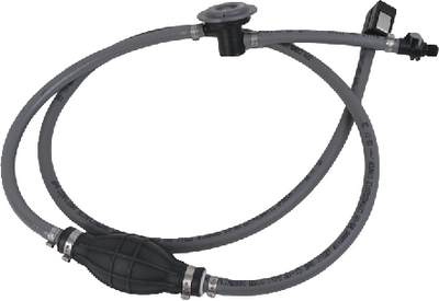 FUEL LINE HOSE KIT WITH FUEL DEMAND VALVE & SPRAYLESS CONNECTOR (#23-93806MUSD7) - Click Here to See Product Details