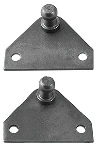 GAS SPRING MOUNTING HARDWARE  (#23-SL40SSP37) - Click Here to See Product Details