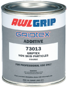 GRIPTEX NON-SKID ADDITIVE (#98-7301244) - Click Here to See Product Details