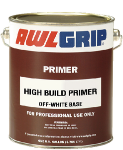 HIGH BUILD EPOXY PRIMER - Click Here to See Product Details