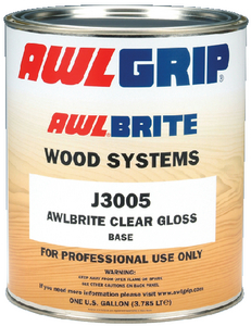 AWLBRITE<sup>®</sup> URETHANE WOOD FINISH - Click Here to See Product Details