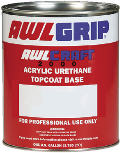 AWLGRIP SEATTLE GRAY MTO AWLCRAFT QT (KF1343Q)