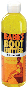 BOOT BUTTER BINDING LUBRICANT (#614-BB7101) - Click Here to See Product Details