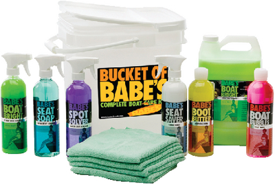 COMPLETE BOAT CARE KITS (#614-BB7501) - Click Here to See Product Details