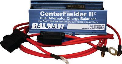 CDI ELECTRONICS CENTERFILDR II-TWIN ENG 12/24V (CFII-12/24)