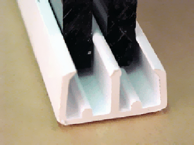 CHANNEL-MATE WINDOW TRACK (#35-CH208) - Click Here to See Product Details