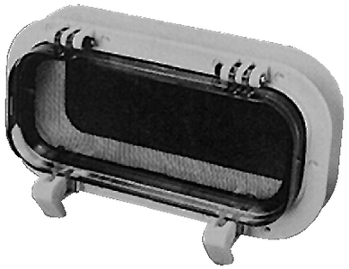 ANGLED SPIGOT OPENING PORT (#35-PO410WC10) - Click Here to See Product Details