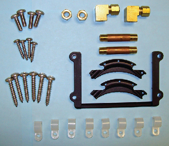 HARDWARE PACK (#219-H1170A) - Click Here to See Product Details