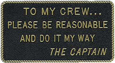 FUN PLAQUE (#22-FP011) - Click Here to See Product Details