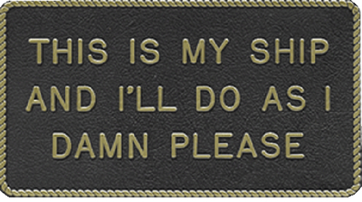 FUN PLAQUE (#22-FP015) - Click Here to See Product Details